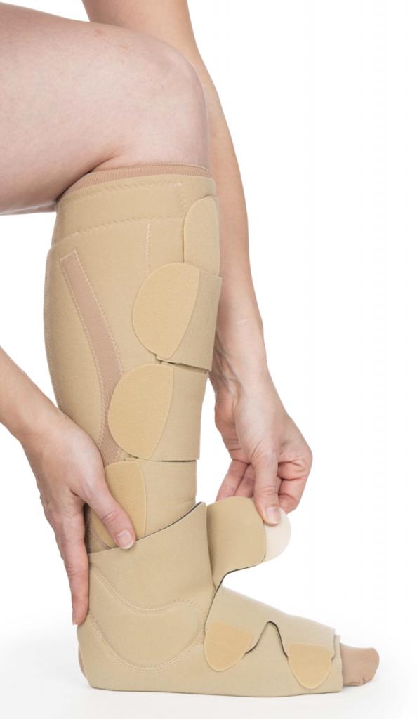 Varocare (self-)adjustable compression device